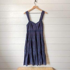 Anthropologie MAEVE Tiered Dress